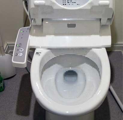 トイレつまりの解消・修理