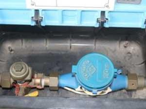 水道元栓の締め方