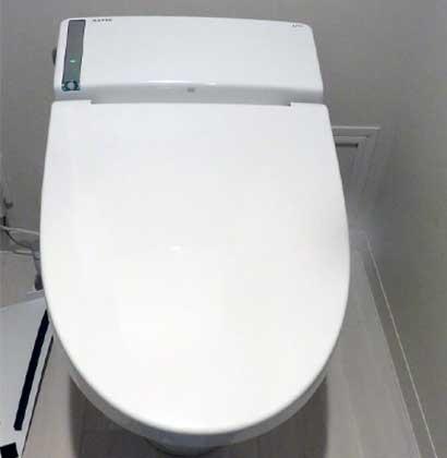 タンクレストイレにリフォームしたらトイレットペーパーが流れない